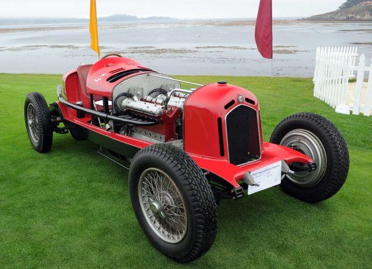 1931 - Alfa Romeo Tipo A Grand Prix