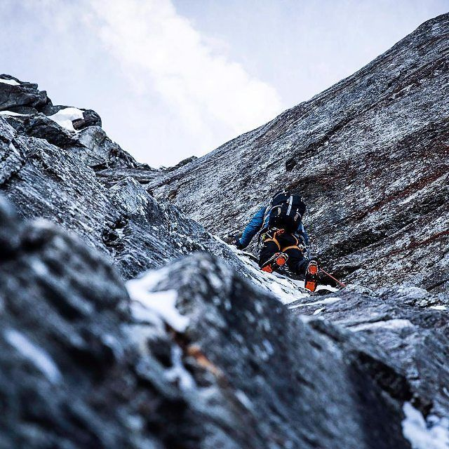 """4,521 Likes, 5 Comments - Petzl (@petzl_official) on Instagram: """"UIAGM Mountain Guide @julianbueckers sent us this #Petzlgram, from Austria, with the very apt…"""""""