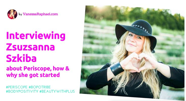 Read my interview with Zsuszanna Szkiba here http://vanessaraphael.com/interviewing-zsuzsanna-szikba/