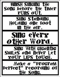 Fun ideas for Primary Singing Time! Check out pattiesprimaryplace.blogspot.com #Primary #singing