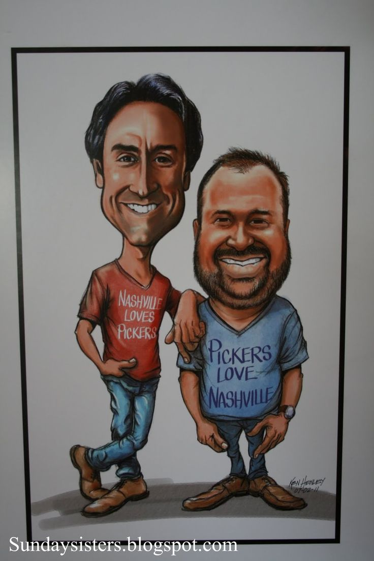 Sunday Sisters: American Pickers- Nashville Style