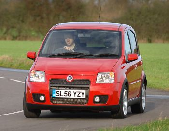 Fiat Panda 100HP UK-spec (169) '2006–10