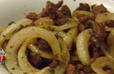 Carne de Capivara