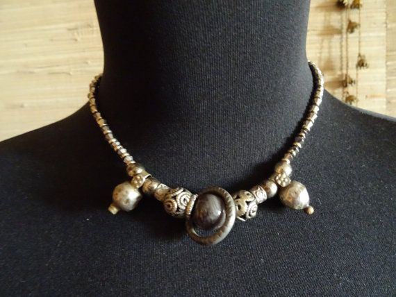 TribalFusion necklace https://www.etsy.com/ru/listing/262229469/tribal-fusion-necklace