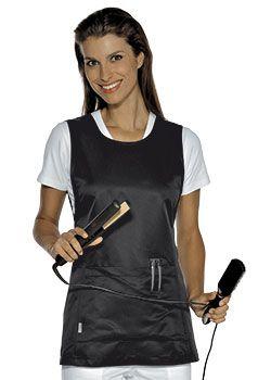 Vestitino Donna Poncho ANTIMACCHIA Per Parrucchiera Estetista S