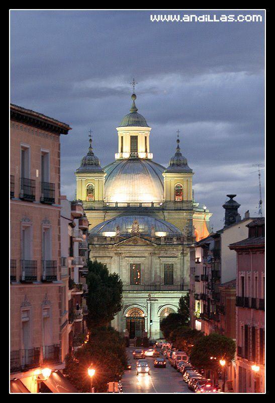 Basílica de San Francisco el Grande, Madrid Spain