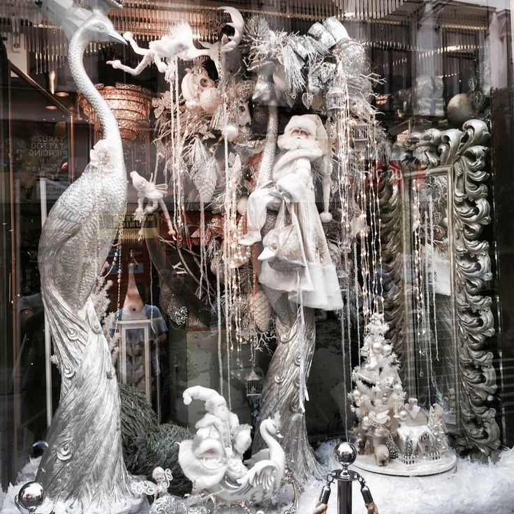 Philanthia Flower Shop, where it's always Christmas.