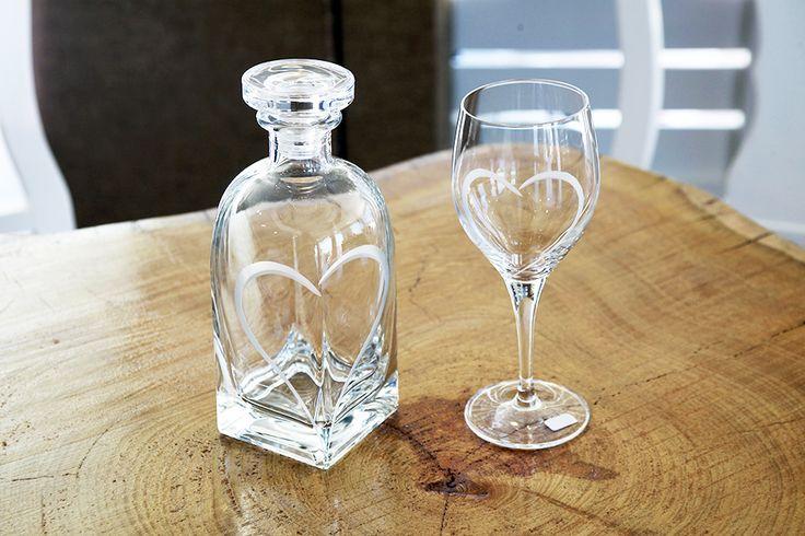 Σετ καράφα με ποτήρι Atelier Zolotas