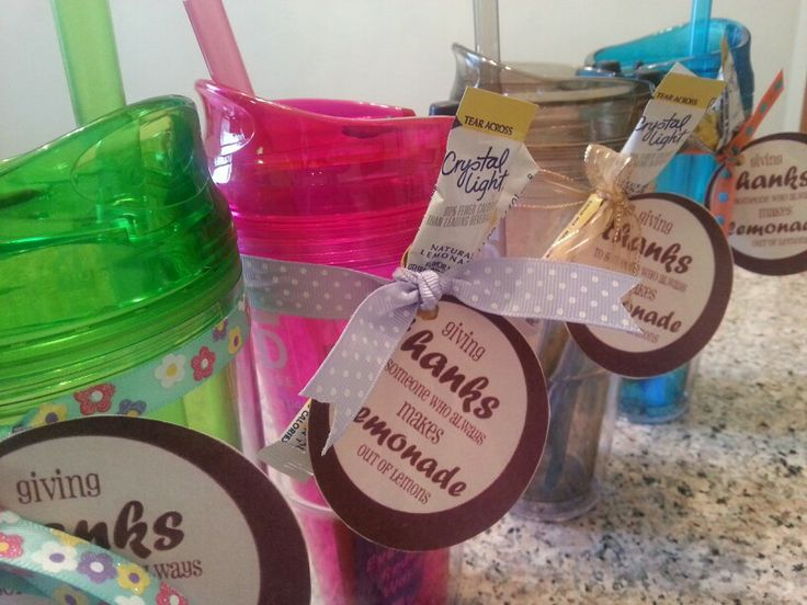 Administrative Professional's Day is 4/23.  These are for the wonderful ladies that manage our front desk & schedules!