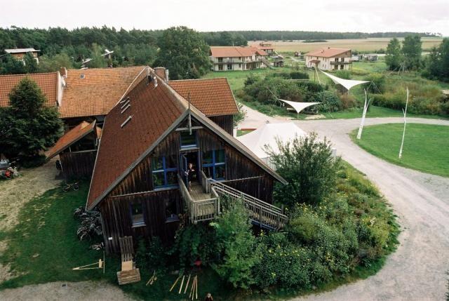 Sieben Linden ecodorp: Home