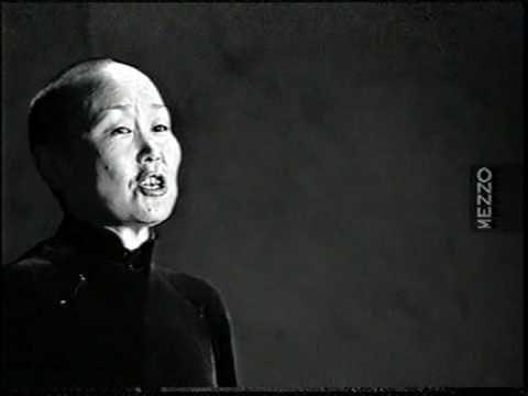 Khöömii singing