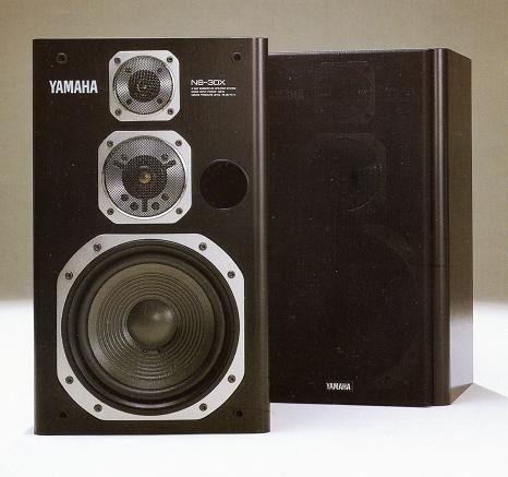 Yamaha  In Speakers