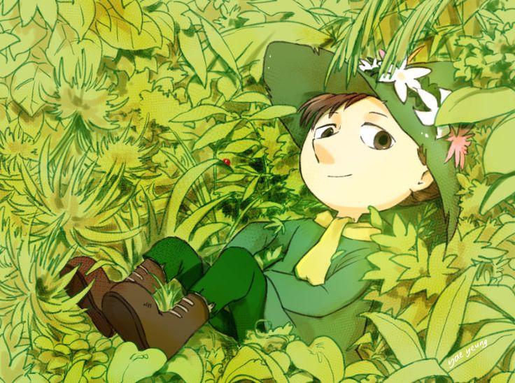 Snufkin by yaeyeung.deviantart.com on @DeviantArt