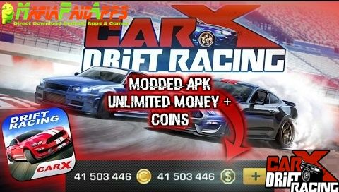 CarX Drift Racing 1.9.2 Apk with Mod (money)  Data for android    CarX Drift Racing Apk  CarX Drift Racing is a Racing Games for Android  Download last version of CarX Drift Racing  Mod (Unlimited Gold Coins / Money)Apk for android from MafiaPaidApps with direct link  Tested By MafiaPidApps  without adverts & license problem  without Lucky patcher & google play mod   CarX Drift Racing is REAL DRIFTING and RACE SIMULATOR burn tires on asphalt now  CarX Drift Racing Apk Is best Racing Game…