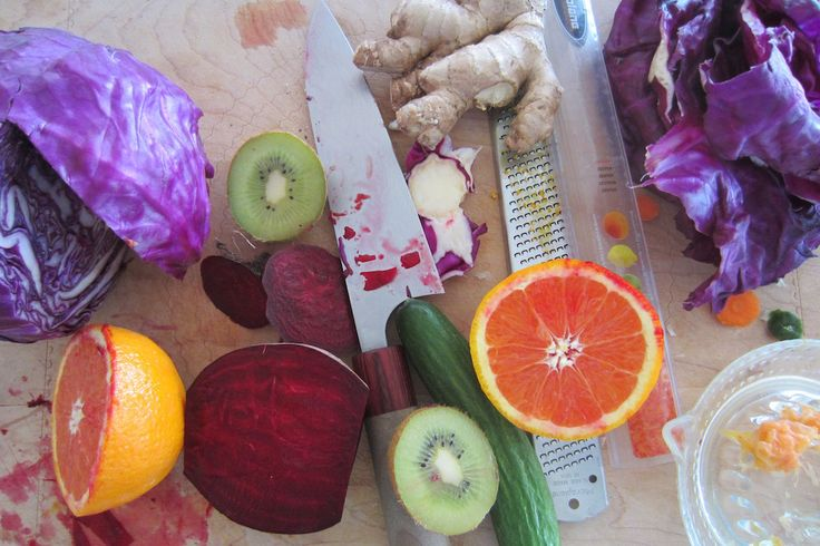 High Energy Fruit and Vegetable Smoothie