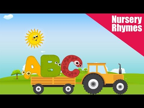 Nursery Rhymes ABC Song - Perfect song for Toddlers and Kids - YouTube