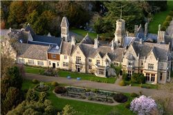 Manor by the Lake wedding venue in Gloucestershire
