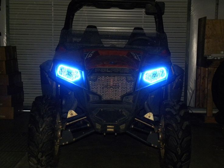 HALO KIT FOR RZR 570/800 - Redneck Radios & Offroad Accessories