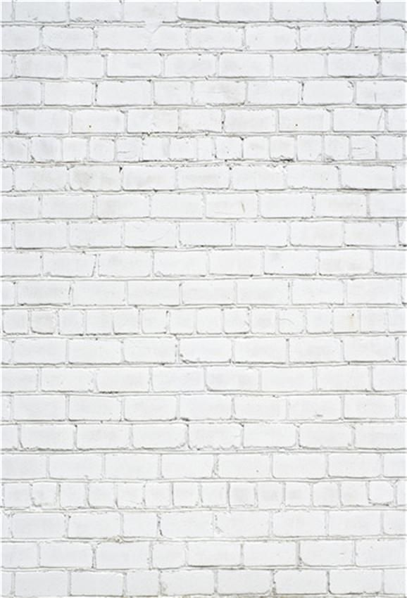 White Brick Wall Portrait Photography Backdrops For Photographer Brick Backdrops Photography Backdrops Background For Photography