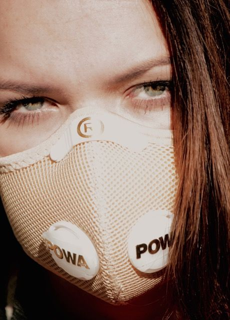 Respro® Ultralight™ Mask - sand Respro® UK