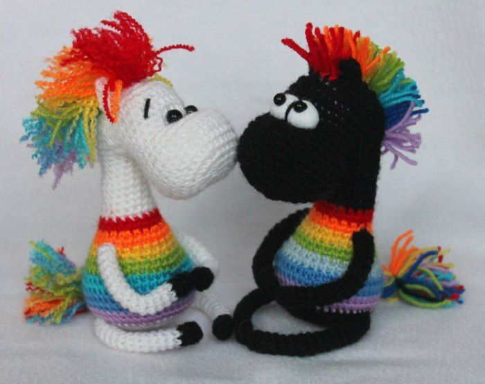 828 besten Häkelideen free Bilder auf Pinterest | Amigurumi, Tiere ...