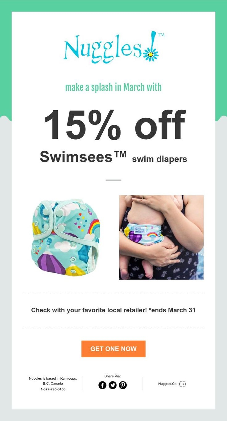 make a splash in March with