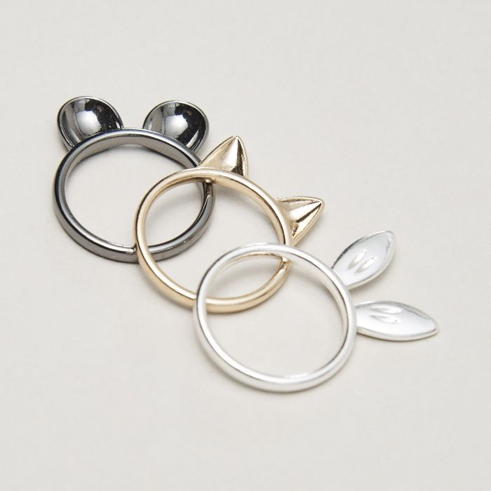 Set of rings with ears, CROPP