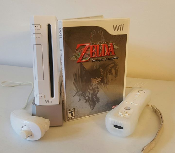 On this day in gaming history:  10 years ago the Nintendo Wii along with Zelda Twilight Princess was released. And so the Wii maddness began. Original Release Date: Nov. 19 2006  Current Zelda Metacritic Score: 95