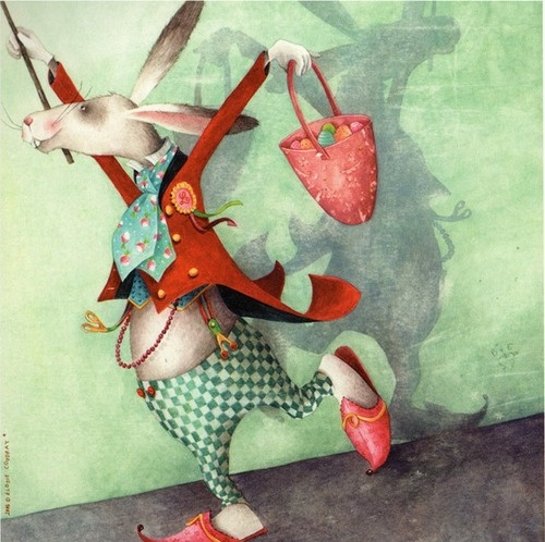 .omg...I love, love, love this bunny