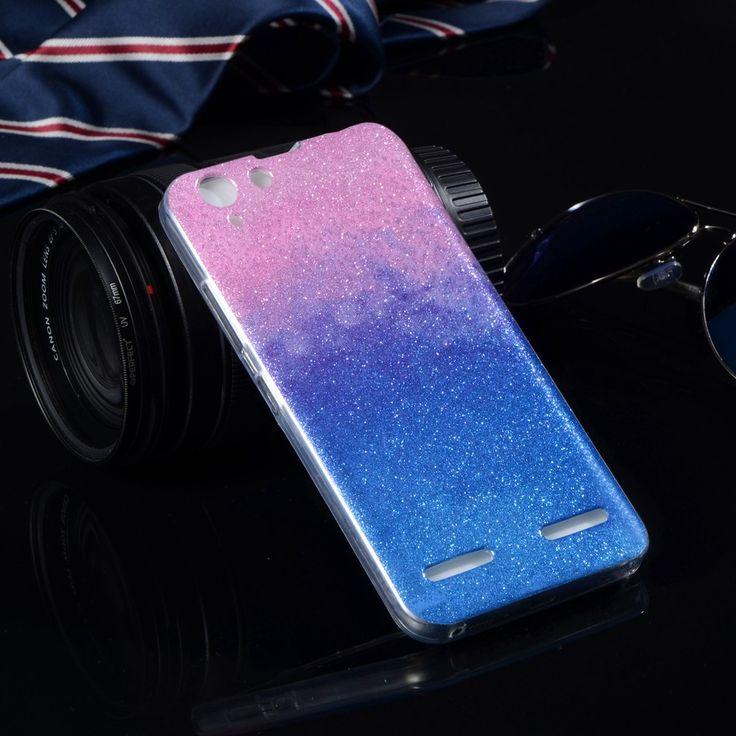 For Lenovo Vibe K5 Case Silicon Glitter Phone Cases For Lenovo Vibe K5/ K5 plus Lemon 3 A6020a40 Cover Luxury Soft Phone Bag