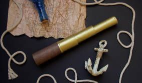 A DIY Telescope Inspired By Pirates of the Caribbean: Dead Men Tell No Tales #di…