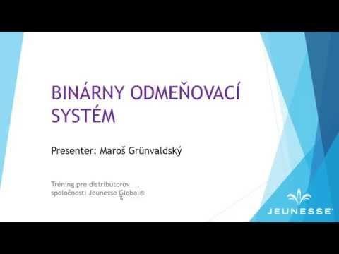 Binárny odmeňovací systém - YouTube