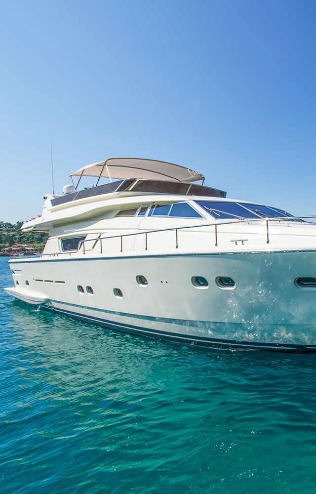 Charter a luxury motor yacht and enjoy amazing sailing holidays in the Greek Ionian Islands.