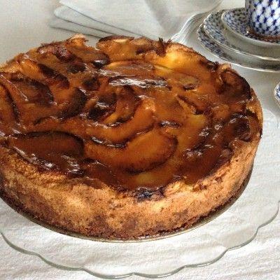 normandische cheesecake