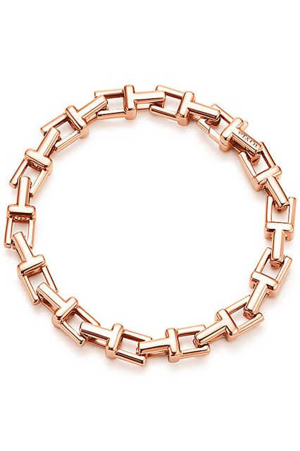 Tiffany and Co T New Collection - Classic Jewelry Style Tiffany & Co. Tiffany T Chain Bracelet