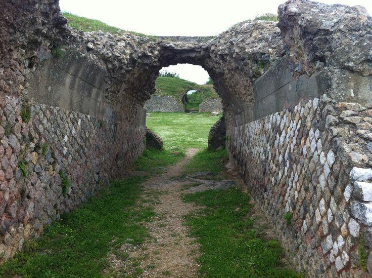 **Area archeologica di Roselle (Etruscan ruins) -  Grosseto