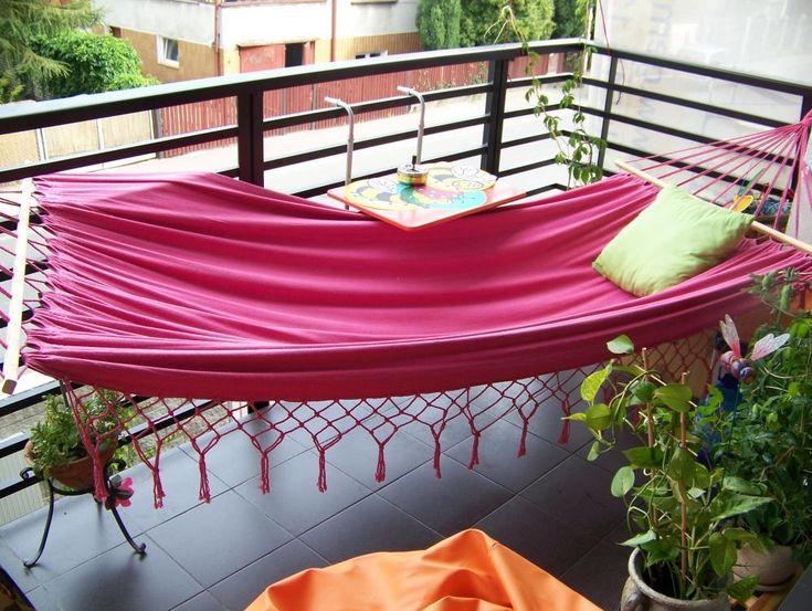 Best 25+ Hammock balcony ideas on Pinterest   Patio ...