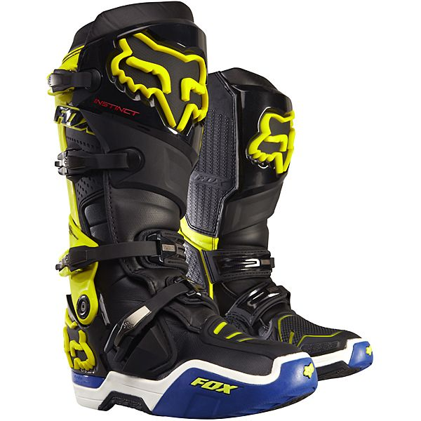 dirt bike boots | ... A1 Instinct LE Boots - Dirt Bike Motocross - Motorcycle Superstore