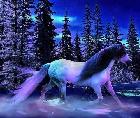 fantasy horse | Mythical creatures | Pinterest | Beautiful ...