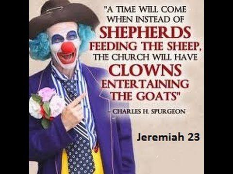 John Haller . Jeremiah 23 - Woe to the pastors - YouTube