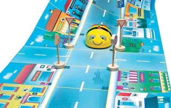 Bee-Bot Oplaadbaar, Educatief speelgoed, Bee-Bot Webshop   B-Bot.nl