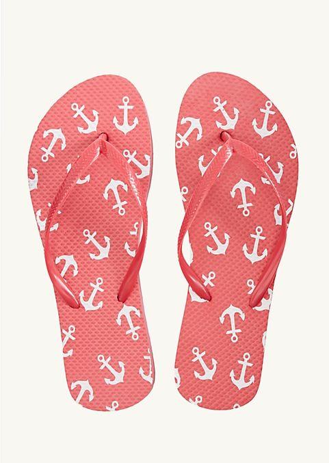 Anchor Flip Flops | Sandals & Flip Flops | rue21