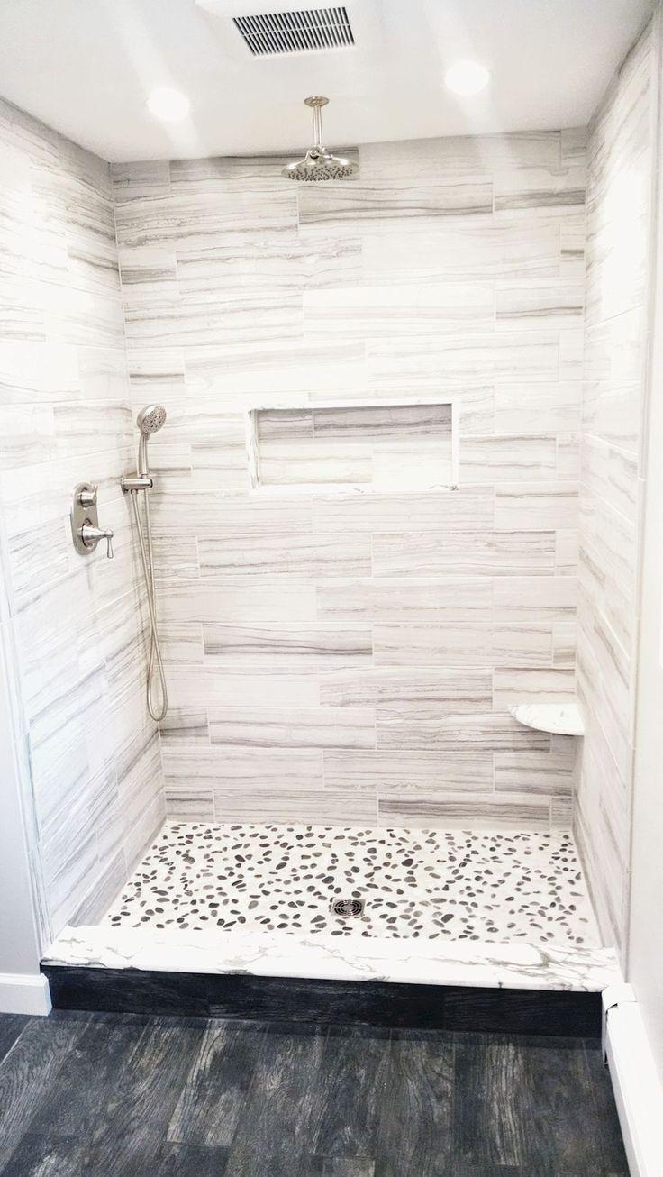 Cool 100+ Luxury Subway Tile Shower Designs Ideas https://besideroom.com/2017/07/29/100-luxury-subway-tile-shower-designs-ideas/