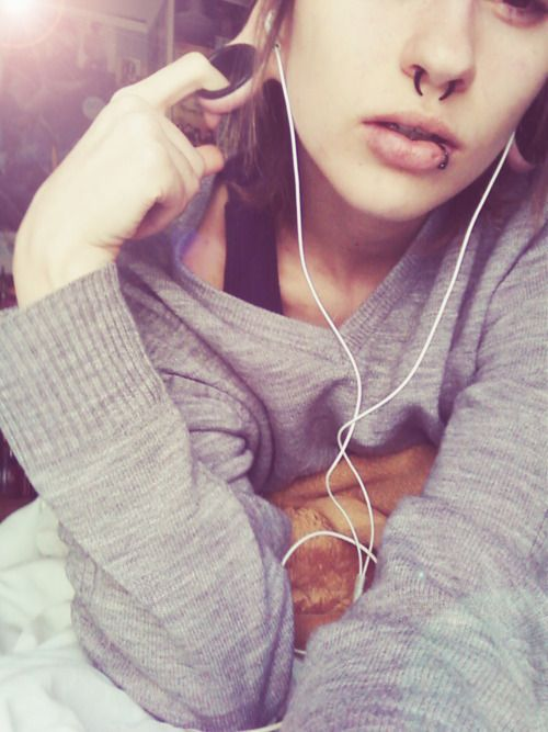 girls with gauges in ears | tumblr_m8nfwyOWVs1rtrej0o1_500.jpg