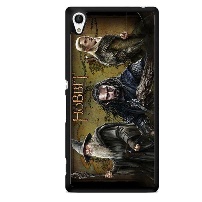 The Hobbit 2 TATUM-10756 Sony Phonecase Cover For Xperia Z1, Xperia Z2, Xperia Z3, Xperia Z4, Xperia Z5