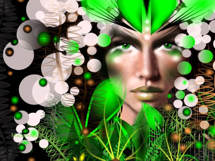 Madamnesia - the nobility of nature