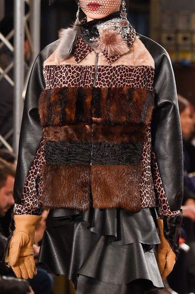 Antonio Marras at Milan Fashion Week Fall 2016 - Details Runway Photos