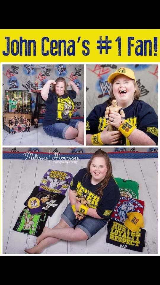 John Cena's number 1 fan (Paxton) wants to meet him on February 28th. Come on Reddit let's make it happen!