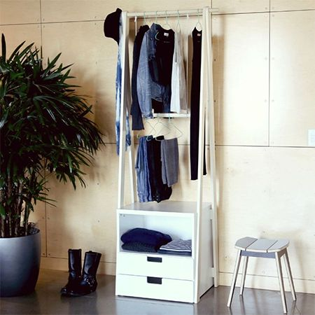 quick and easy diy closet solution