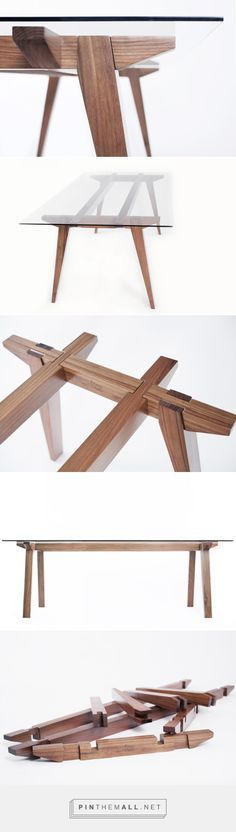 Ban Table by Ania Wolowska - Design Milk... - a grouped images picture
